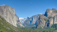 Cliche: Yosemite Tunnel View