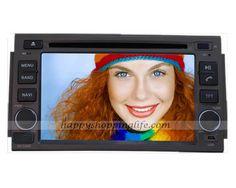 Hyundai Azera Android Autoradio DVD GPS Navi Digital TV Wifi 3G