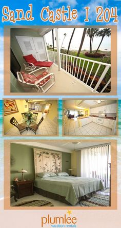Looking for a beachside vacation retreat? This spacious 4-bedroom condo is perfect for your next Emerald Isle getaway!