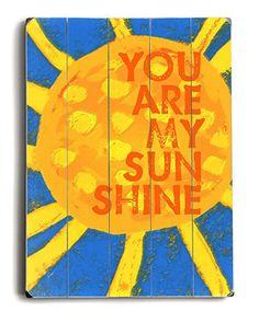 Lisa Weedn 'You Are My Sunshine'