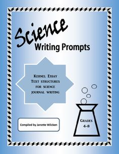 writing across the curriculum science