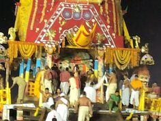 Car festival of Shri Jagannath