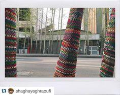#Repost @shaghayeghraoufi with @repostapp.  دنياي كوچكي است  مثل لباس هاي بچگيمان  بزرگ مي شويم  و دنيا تنگ مي شود