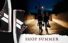 Macbeth Footwear is a Southern Californian brand of footwear, apparel and accessories, including vegan and organic products. Footwear, Music, Summer, Shopping, Musica, Musik, Summer Time, Shoe, Summer Recipes