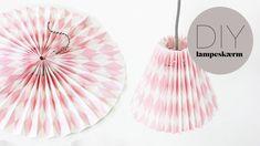 DIY lampeskærm http://www.blog.bog-ide.dk/diy-lampeskaerm/