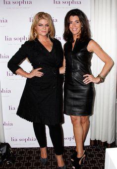 "Kirstie Alley Photo - lia sophia Celebrates ""Social Fashion"" and Debuts ""boudika"" Red Carpet Collection - Day 3"