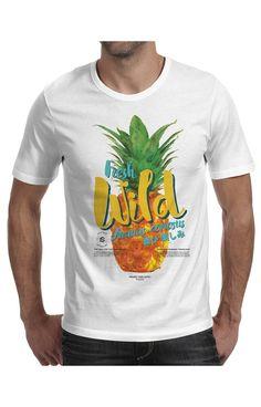 T-shirt EvenStar col Rond modèle Fresh