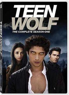 Teen Wolf Season 1 DVD available at Wagga City Library.