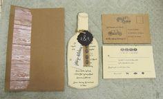 Wine/Vineyard Theme for wedding invitations