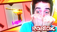 Roblox Adventures / Murder Mystery 2 / Godly Gun Unboxing & Godly Knife ...