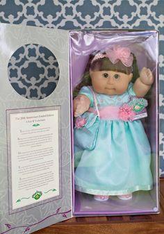 2003 20th Anniversary Cabbage Patch Kid Tru Girl MIB Gorgeous | eBay 90s Kids, Kids Girls, Cabbage Dolls, Dolly Doll, Cabbage Patch Kids Dolls, Disney Collector, Retro Toys, Bake Sale, 20th Anniversary