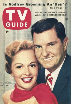 TV Guide, December 3, 1955 - Peter Lind Hayes and Mary Healy