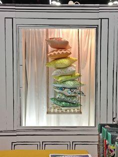 Image result for soft furnishing displays