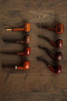 Vintage Pipe Set @Kelly Teske Goldsworthy Teske Goldsworthy Hinzman, let's buy this for dad!!!