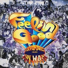 Nightmares On Wax returns to Warp with new album Feelin' Good; Radios, Wax Man, Trip Hop, Music Composers, Smooth Jazz, Motown, Music Albums, Electronic Music, Apple Music