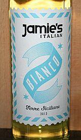 Jamie's Italian Bianco 2013, IGT Terre Siciliane, Italië -
