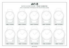 AV-4041-08 – AVI-8 Watches