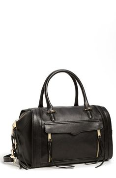 Exclusive! Rebecca Minkoff 'Darcy' Leather Satchel for Nordstrom|| Has my name so its meant to be.