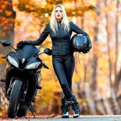 Biker Chick Costume To Look Stylish