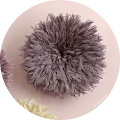 dark purple Penja headdress .:serendipity.fr:.