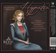 Hypatia by Relic Brewing