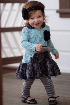 Cupcakes & Cashmere Tunic Leggings Set / Pixie Stix Boutique