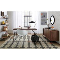 ground control jute rug | CB2 $149 for runner for bedroom