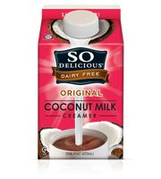 substitute cream with coconut creamer for a dairy-free white russian