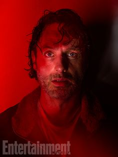 'The Walking Dead': Exclusive Portraits From Season 7 | Andrew Lincoln as Rick…