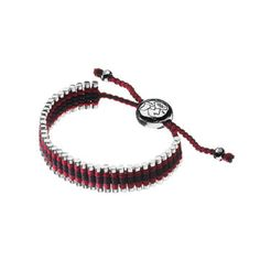 I love these bracelets. They are called Friendship Bracelets.