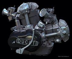 Ducati , great looking engine