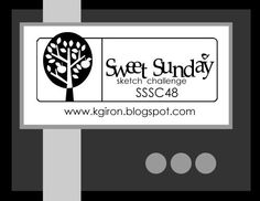 SSSC48   by Sweet Sunday Sketch Challenge