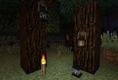 Torches and Lanterns Mod Minecraft 1.5.2 / 1.5.1