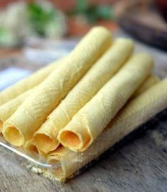 Learn Just how to prepare Chinese Food Appetizer Appetizer Recipes, Snack Recipes, Dessert Recipes, Snacks, Egg Roll Recipes, Cookie Recipes, Chicken Spring Rolls, Indonesian Food, Indonesian Recipes
