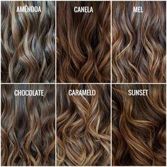 Morena Iluminada: +55 Fotos para Todos os Cabelos [2019] #hairtrend