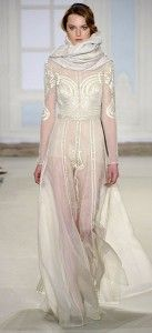 TEMPERLEY LONDON...London fashion Week – collection Autumn / Winter 2014-2015…