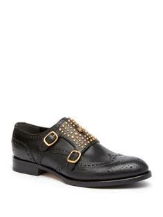 Apron Pointed Shoe For Men om BRAND CRUZ.
