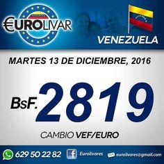 Hasta el martes 20 de diciembre  a las 16 Hrs (hora de España) garantizamos que tu transferencia llegue a Venezuela el día viernes 23 de diciembre. En el caso de transferencias fuera de España hasta el miércoles 15 de diciembre.  Todas las transferencias recibidas a partir del miércoles 21 de diciembre serán pagadas entre el martes 27 y el jueves 29.  Estaremos cerrados toda la semana del 2 al 6 de enero.  Retomamos actividades el lunes 6 de enero de 2017  Envía Dinero a Venezuela  Este es…