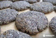 Citromos-mákos keksz zabkorpával Veggie Recipes, Cookie Recipes, Dessert Recipes, Healthy Recipes, Desserts, Healthy Sweets, Healthy Cooking, Healthy Food, Christmas Cookie Boxes