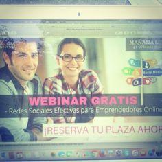 #LaMagiaDeInternet Recuerda reservar tusitio al Webinar hoy 21:00 horas de #España Haz tu reserva en este link http://lamagiadeinternet.net/reserva-hangout/?aid=josepadilla 13:00 horas #CostaRica #Honduras 14:00 h #Mexico #Peru #Colombia #Panama 14:30 h #Venezuela 15:00 h #RepublicaDominicana 16:00 h #Brasil #Emprender #Marketing #Online Hazte con tu plaza y te veo dentro