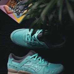 Pick a winner with the ASICS Gel Lyte 3.  #ASICS #trainers #sneakers #asicsgellyte3 #shoes