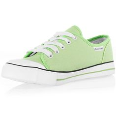 b6161fc85067 Green lace up trainers - View All New In - What s New - Dorothy Perkins  United
