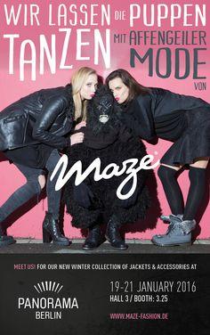 #maze #mazefashion #panoramaberlin #fashionweek #mbfw