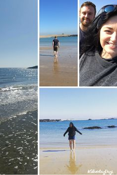 Matt and Laura enjoyed a lovely break at Silver Bay over the weekend...