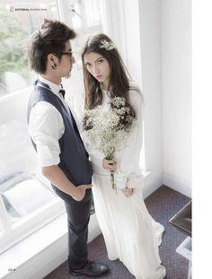 Revista Inesquecível Casamento - Editorial de Moda