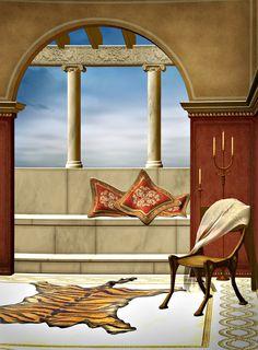 Beautiful Room free stock by moonchild-ljilja.deviantart.com on @DeviantArt