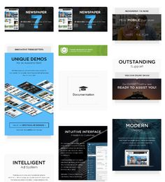 Best responsive WordPress theme for blog, magazine style and eCommerce. It has very support team and price is reasonable.