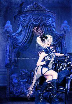 .: Misery Loves Company :. http://natiatvii.deviantart.com/