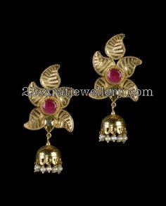Jewellery Designs: Gorgeous Earrings