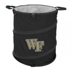 Wake Forest Demon Deacons Collapsible Trash Can (Doubles as Cooler and Laundry Hamper)